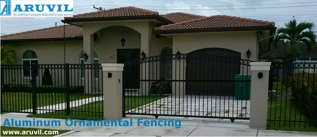 Make Your House A Safe Place With Fencing