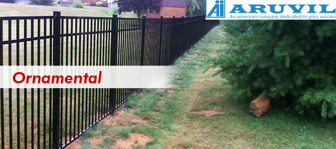 A Timeless And Elegance Fencing  – Ornamental Aluminium Panels