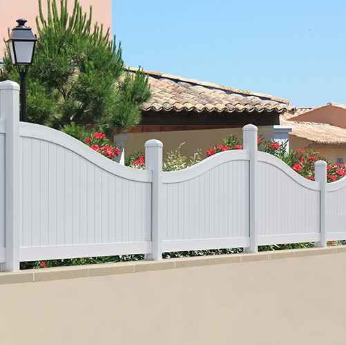 White pvc fence slats and gates hardware pipe fittings