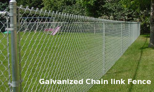 Some lesser known points of galvanized chain link fencing
