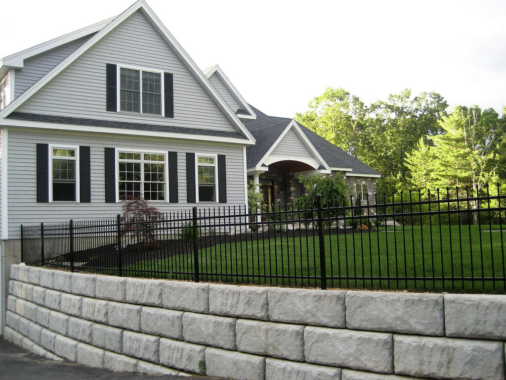 3 Important Types of Residential Fencing Styles For Your Home - Aruvil